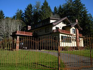 National Register of Historic Places listings in Grays Harbor County, Washington - Image: Cooney Mansion NRHP 83003324 Grays Harbor County, WA