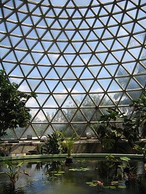 Brisbane Botanic Gardens, Mount Coot-tha - Image: Cootthadome
