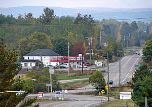 East Ferris - Corbeil