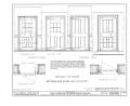 Corines Quackenbush House, Wyckoff and Franklin Avenues, Wyckoff, Bergen County, NJ HABS NJ,2-WYCK,5- (sheet 23 of 24).png
