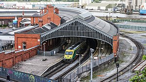Cork City, Kent Railway Station - panoramio