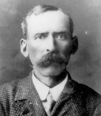 Cornelius Gallagher (Canadian politician) - Cornelius Gallagher circa 1905 as a member of the Edmonton Old Timers' Association