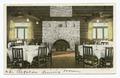 Corner Dining Room, Hotel El Tovar, Grand Canyon, Ariz (NYPL b12647398-68581).tiff