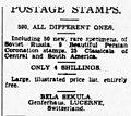 Cosmophilatelist ad in Brisbane Courier 1928.jpg