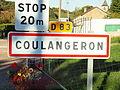 Coulangeron-FR-89-panneau d'agglomération-3.jpg