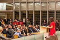 Councilmember Lorena Gonzalez Oath of Office (23182130482).jpg