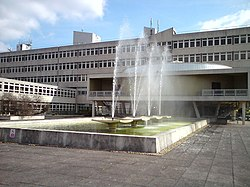 County Hall, Glenfield, Leicester - geograph.org.uk - 1229155.jpg