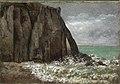 Courbet - Strand von Etretat, 1869.jpg