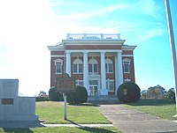 Courthouse of Murray County, Georgia