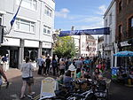 Cowes High Street during Cowes Week 2011.JPG
