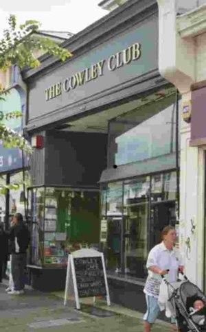 Cowley Club - Image: Cowley Club