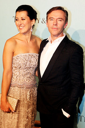 Craig Pearce - Emma and Craig Pearce at The Great Gatsby premiere in Sydney