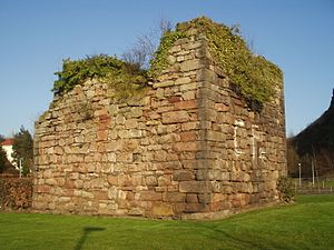 Craiglockhart - Craiglockhart Castle