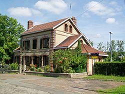 Gare de Cramoisy