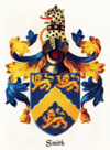 Crest of Sir Thomas Smith.png