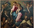 Cristoforo roncalli detto il pomarancio, madonna del carmine che consegna lo scapolare a san simone stock, 1606-10 ca. 02.jpg