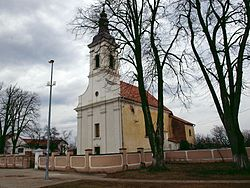 Bebrina, Roman Catholic church