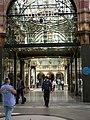 Cross Arcade from The Victoria Quarter, Leeds - geograph.org.uk - 187953.jpg