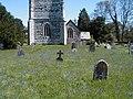 Cruwys Morchard churchyard - geograph.org.uk - 220797.jpg