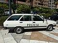 Cuerpo Nacional de Policía (España), Radio-Patrulla SEAT 131, PMM 2239 (43135225140).jpg