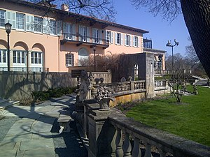 Cuneo Museum - Image: Cuneo mansion and gardens