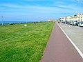 Cycle Path, Brunswick Lawns - geograph.org.uk - 514666.jpg