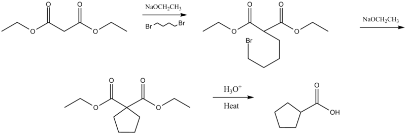Cycloalkylcarboxylic acid mechanism.png