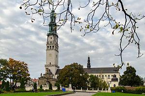 Jasna Góra Monastery - Image: Częstochowa klasztor Jasna Góra 2162