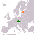 Czech Republic Estonia Locator.png
