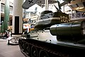 Czechoslovak-produced T-34-85 tank at the Imperial War Museum London 11.jpg
