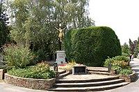 Döblinger Friedhof - Kreuz.JPG