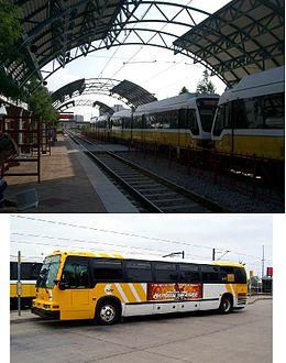 Dallas Area Rapid Transit Wikipedia