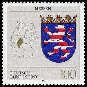 Landeswappen Hessens Heraldik Wiki