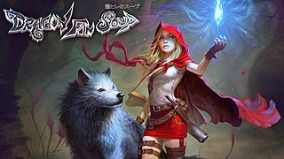 <i>Dragon Fin Soup</i> action role-playing video game