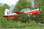 DHC-1 Chipmunk 22 'WB654 - U' (G-BXGO) (32595753060).jpg