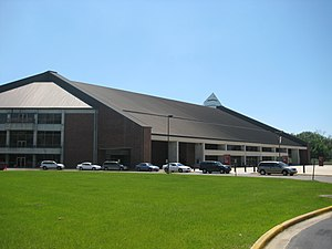 Donald L. Tucker Civic Center - Exterior view of venue (c.2008)