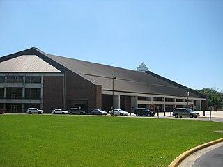Donald L. Tucker Civic Center architectural structure