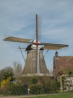 Dalen - Image: Dalen, molen 1 foto 2 2011 04 02 14.31
