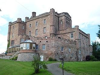 Clan Ramsay - Dalhousie Castle.