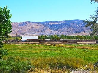 Damonte Ranch - Damonte Ranch Looking toward Truckee Meadows