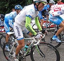 Danilo Di Luca al Deutschland Tour 2005