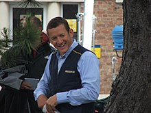 Personnalité du 26/06/2010 - Dany BOON dans 06/2010
