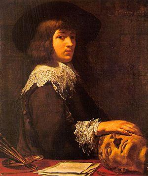 Jean Daret - Self-portrait (1636)