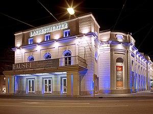 Salzburger Landestheater - Salzburg State Theatre
