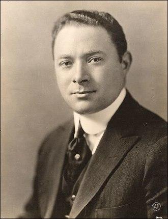 David Sarnoff - Sarnoff in 1922
