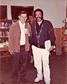 David Bohm and Rubén Feldman González.jpg