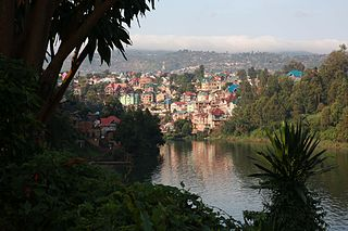 Bukavu Place in South Kivu, Democratic Republic of the Congo