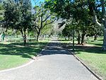 This park was originally part of the Van Breda estate, Oranjezicht. For 170 years the estate belonged to this family and it extended from the Platteklip Gorge against the slope of Table Mountain to Molteno Road and Camp Street. Type of site: Park. The De Waal Park was laid out through the endeavours of David Christiaan de Waal, M.L.A., Mayor of Cape Town (1889-90) and opened in 1895 as a park for the use of the general public.