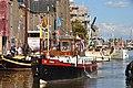 De sleepboot ITHAKA uit 1954 bij de Vlietdagen 2010 in Leidschendam (01).JPG