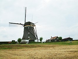 Tweemanspolder Molen No.4